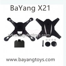 BayangToys X21 Drone Body Shell