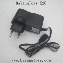 BAYANGTOYS X26 Parts Charger With EU Plug
