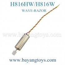Helicute H816HW Motor red wire