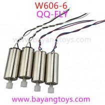 Huajun w606-6 qq-fly Motor
