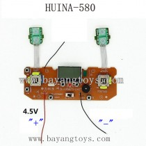 HUINA 580 EXCAVATOR Parts-Luanch Board