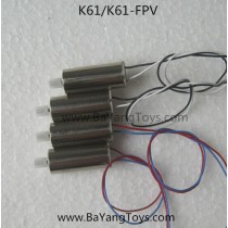 Kai Deng K61 Quadcopter motor set