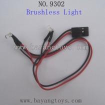 PXToys 9302 Upgrades parts-Brushless Headlamp
