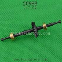 HBX 2098B Parts-Assembled Drive shaft