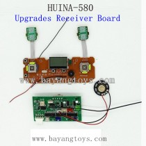 HUINA 580 EXCAVATOR Parts-Receiver Board and Launch Board