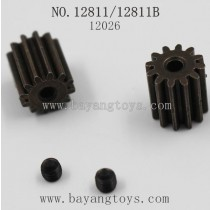 HBX 12811B 12811 Parts-Motor Pinion Gear