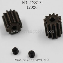 HBX 12813 SURVIVOR MT Parts-Motor Pinion Gear 13T