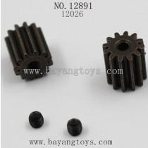 HAIBOXING 12891 Parts-Motor Pinion Gear