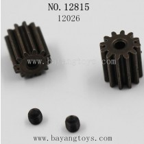 HAIBOXING 12815 Parts-Motor Pinion Gear