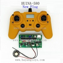 HUINA 580 EXCAVATOR Parts-Transmitter and Receiver board