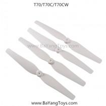 SJRC T-series T70CW Drone main blades