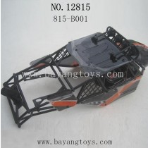 HAIBOXING 12815 Parts-Car Shell Complete