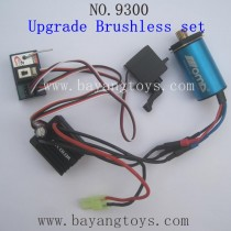 PXToys 9300 Car Parts-Brushless motor kits