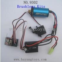PXToys 9302 Upgrades parts-Brushless Motor Kits