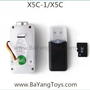 Bayangtoys X5C-1 wifi quadcopter camera