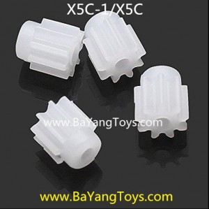 Bayangtoys X5C-1 Quadcopter mini gear