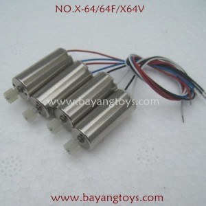 XINXUN NO.X-64 STUNT Drone motor