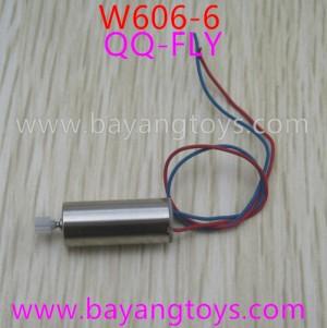Huajun w606-6 qq-fly UFO motor b