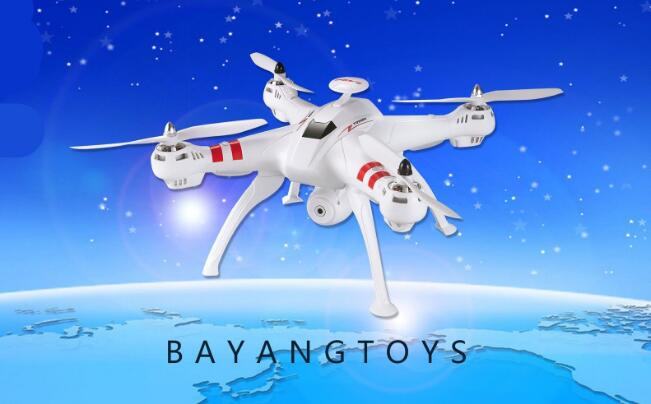 BAYANGTOYS X16 drone with camera