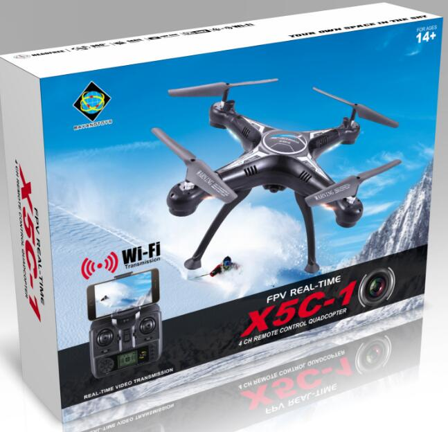 BaYangToys X5C-1 Quadcopter